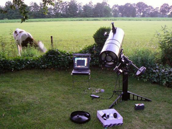 Webcam Astrophotography by Emil Kraaikamp - equipment
